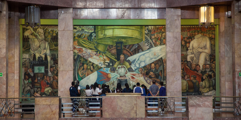 Save Our George Washington High School Murals - BLOG OF