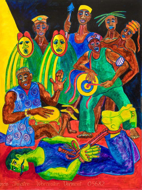 Slavery panel - 4th image - Insurection